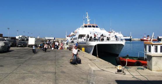 Kıbrıs Feribot Seferleri 2020