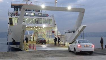 Bozcaada Feribot ve Deniz Otobüsü Seferleri