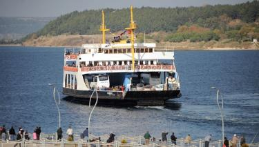 Çanakkale İstanbul Feribot ve Gemi Seferleri