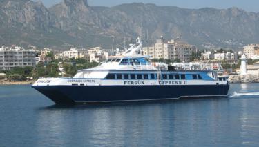 Samos Feribot ve Gemi Seferleri