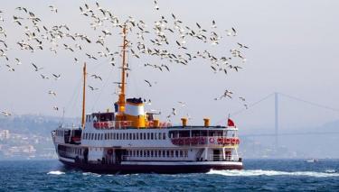 Kadıköy Karaköy Vapur Seferleri ve Saatleri