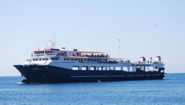 İstanbul Zeytinburnu Zeyport – Avşa Adası Feribot Seferleri