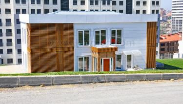 Ofise Dönüşebilen Konteynerlar Dikkat Çekiyor